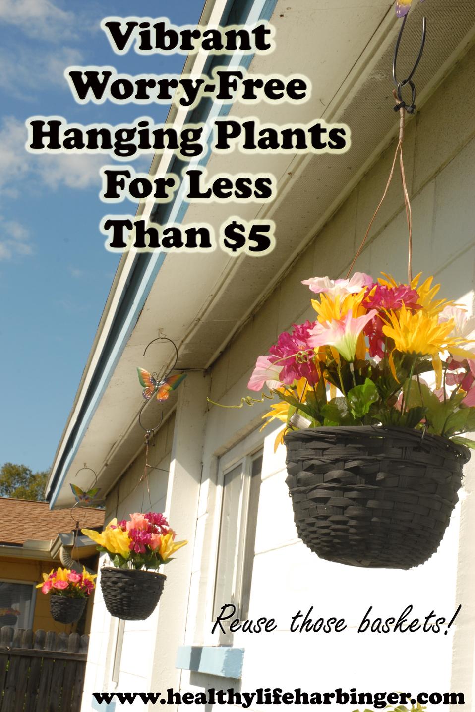 Silk Flowers Healthy Life Harbinger